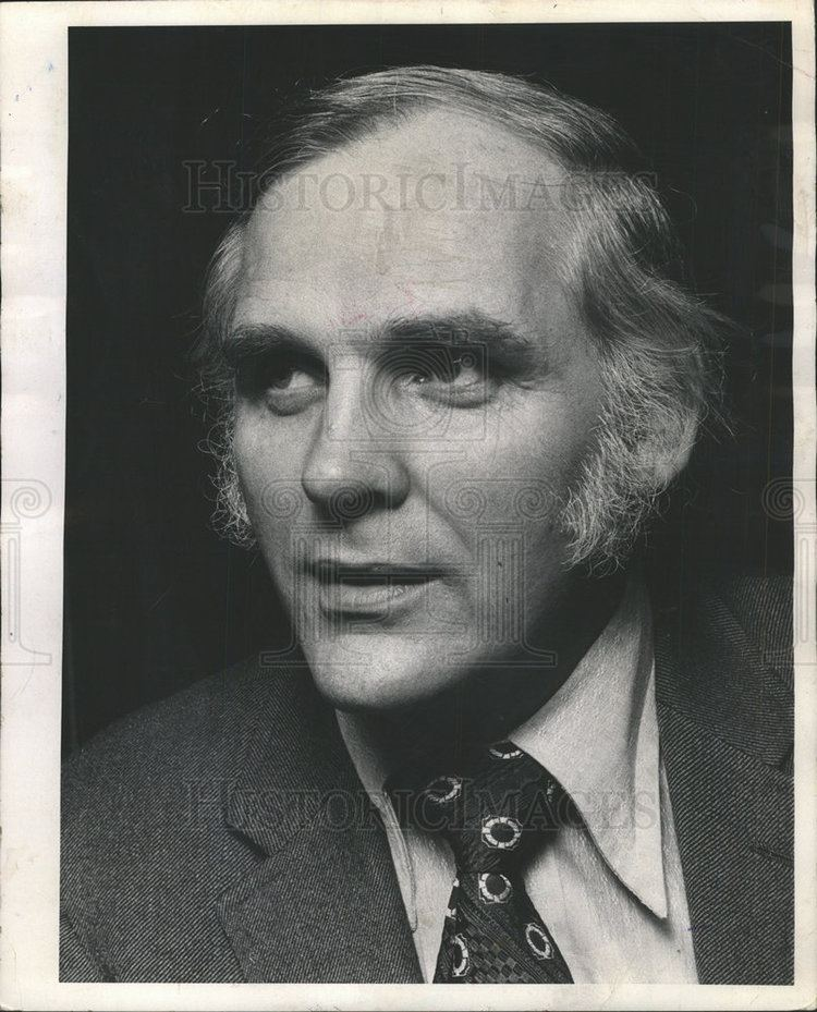 Eugene Schlickman 1974 Press Photo Eugene Schlickman Illinois State Representative