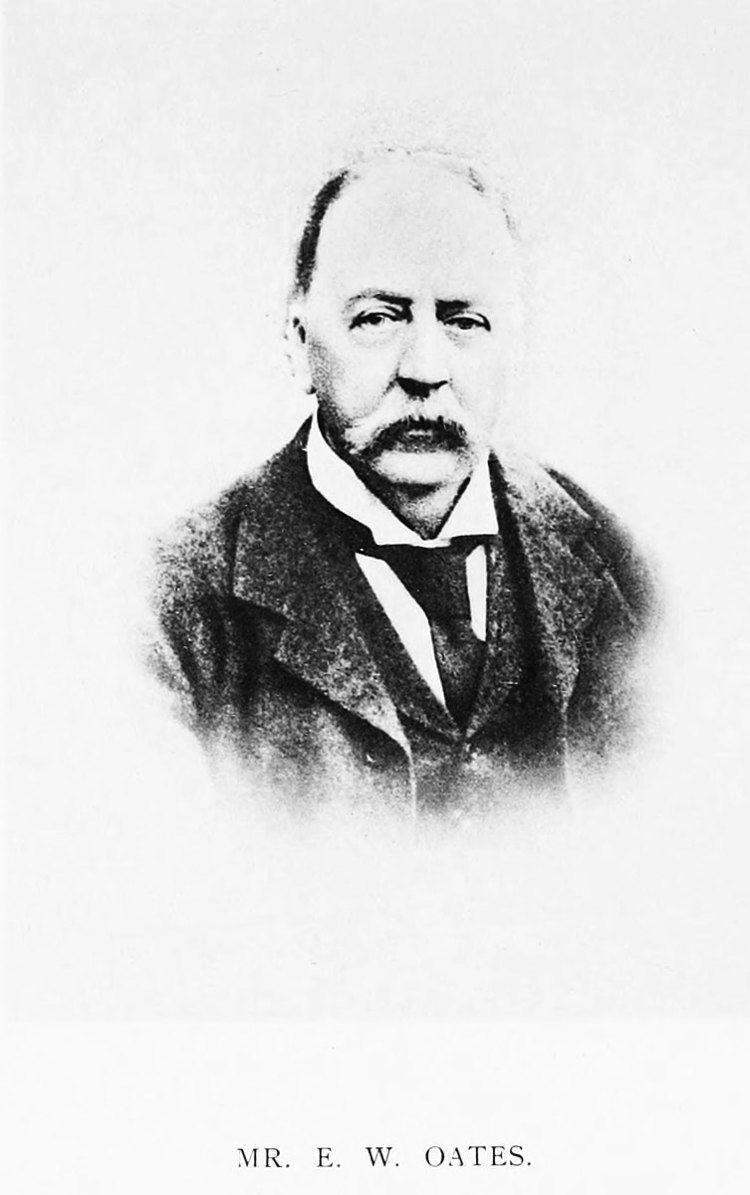 Eugene W. Oates