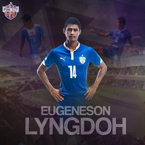 Eugeneson Lyngdoh FC Pune City Snag Eugeneson Lyngdoh and Jackichand ISL Blog