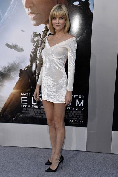Eugenia Kuzmina Eugenia Kuzmina Pictures 39Elysium39 Premieres in Westwood