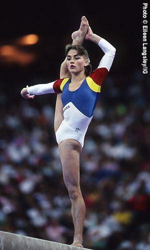 Eugenia Popa International Gymnast Magazine Online Interview Eugenia Popa