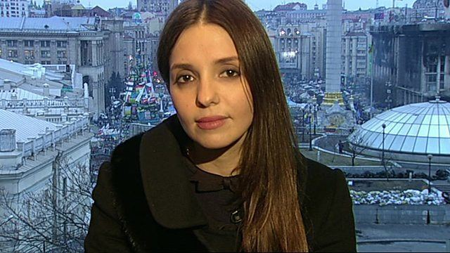 Eugenia Tymoshenko BBC News Channel HARDtalk Eugenia Tymoshenko Daughter