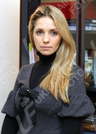 Eugenia Tymoshenko Eugenia the daughter of former Prime Minister Yulia