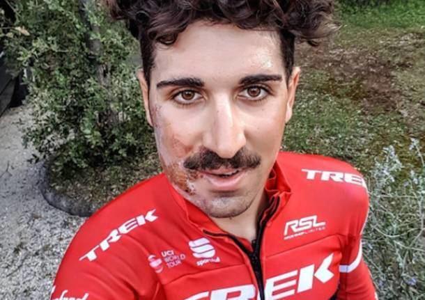 Eugenio Alafaci Quarto Giro per Alafaci Stavolta tirer anche in salita VareseNews