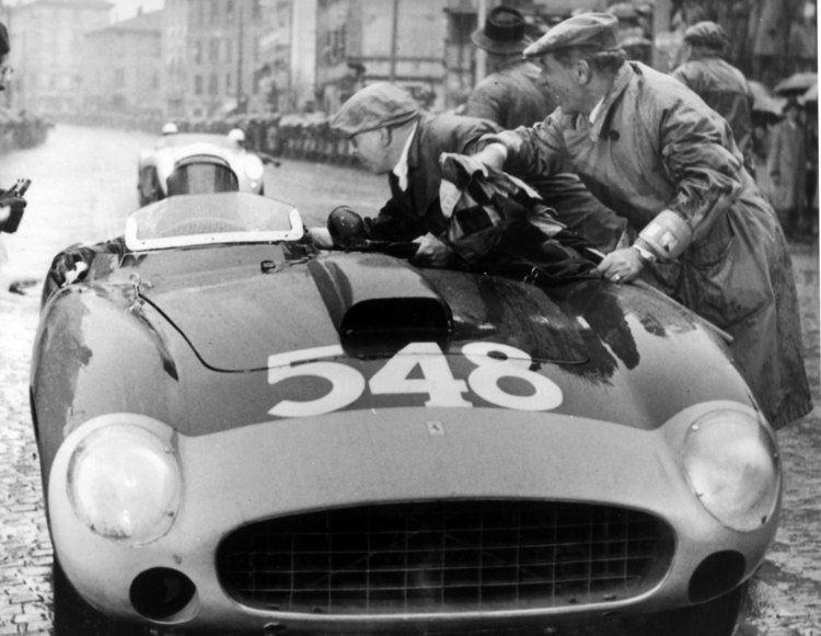Eugenio Castellotti Eugenio Castellotti Rosso Corsa