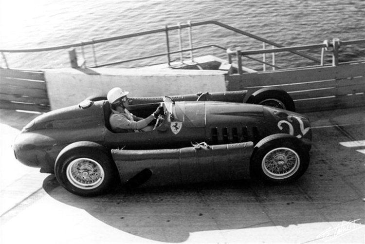 Eugenio Castellotti Eugenio Castellotti Monaco 1956 by F1history on DeviantArt