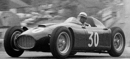 Eugenio Castellotti Eugenio Castellotti at the 1955 Belgian Grand Prix