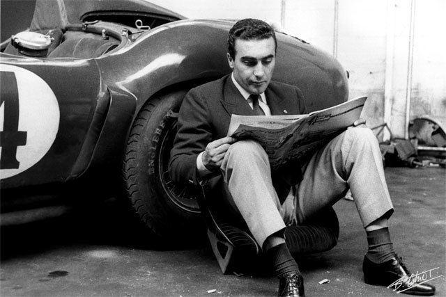 Eugenio Castellotti Live Fast Die young Scale143com