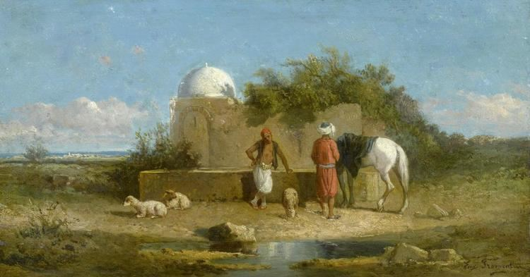 Eugène Fromentin 1000 images about Eugene Fromentin on Pinterest Herons Boats and