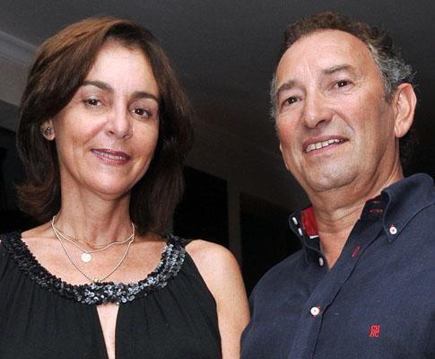 Eugénia Melo e Castro Eugnia Melo e Castro vive uma relao feliz ao lado de Antnio