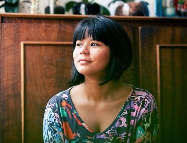 Eunice Baia Eunice Baa a primeira Tain dos cinemas Fotos UOL Cinema