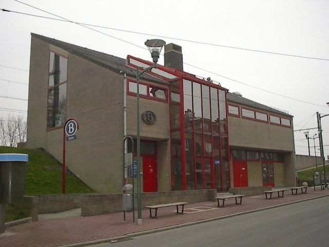 Eupen railway station