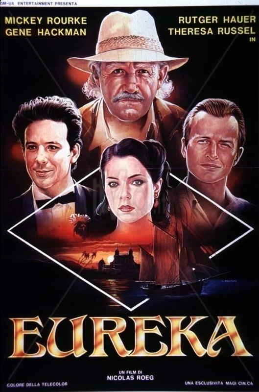 Eureka (1983 film) Eureka 1983