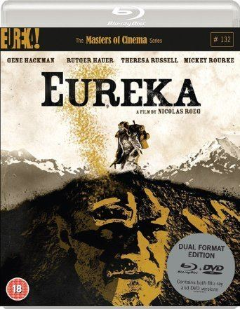 Eureka (1983 film) Nicolas Roegs Eureka film review Louder Than War Louder Than War