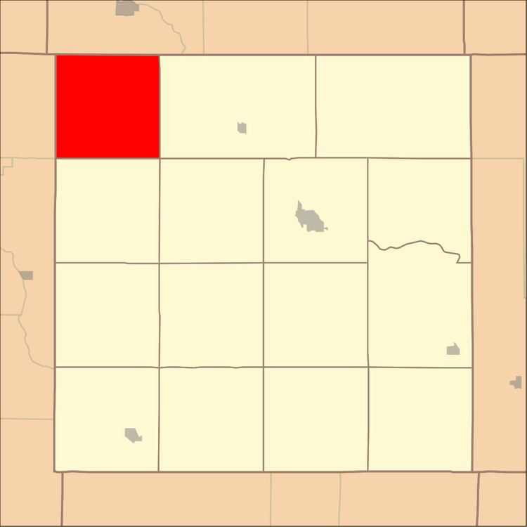 Eureka Township, Valley County, Nebraska