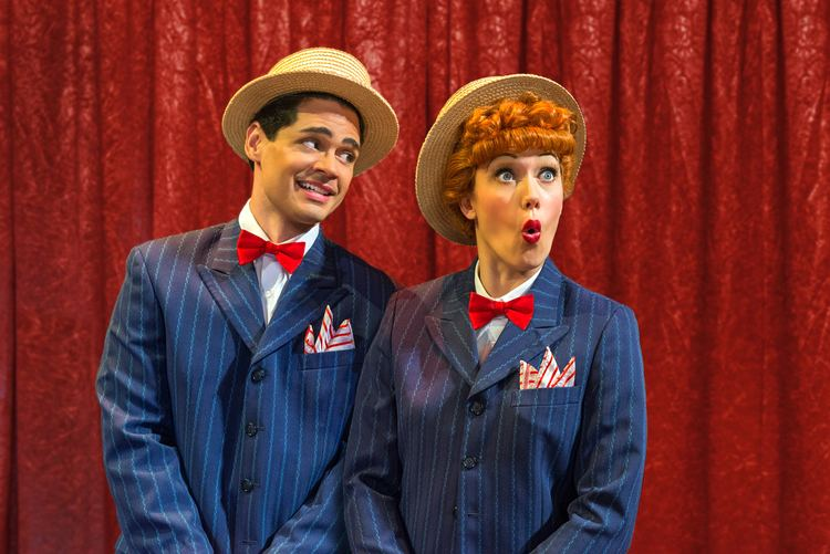 Euriamis Losada REVIEW I Love Lucy The Sappy Critic