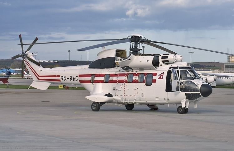 Eurocopter AS332 Super Puma Eurocopter AS332 Super Puma Simple English Wikipedia the free