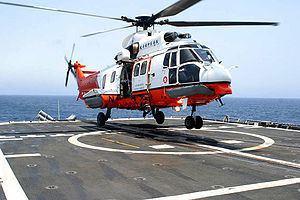 Eurocopter AS332 Super Puma Eurocopter AS332 Super Puma Wikipedie