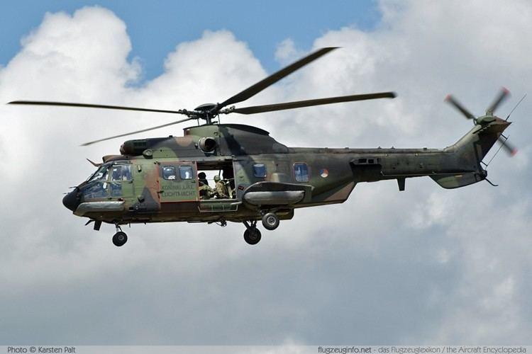 Eurocopter AS332 Super Puma Airbus Eurocopter Aerospatiale H215 AS 332 Super Puma AS 532