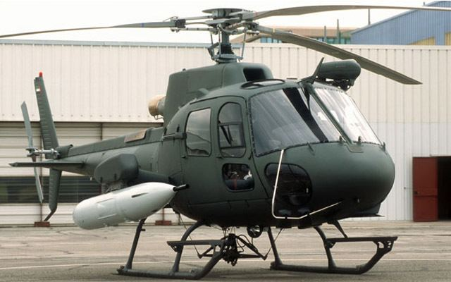 Eurocopter Fennec Welcome to Aircraft Compare