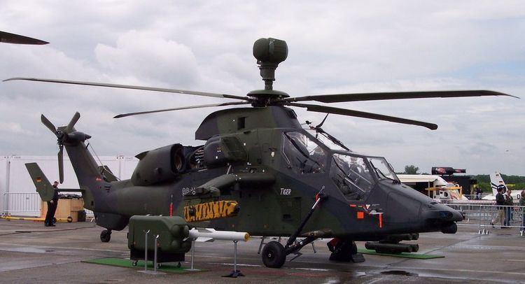 Eurocopter Tiger Eurocopter Tiger Wikipdia a enciclopdia livre