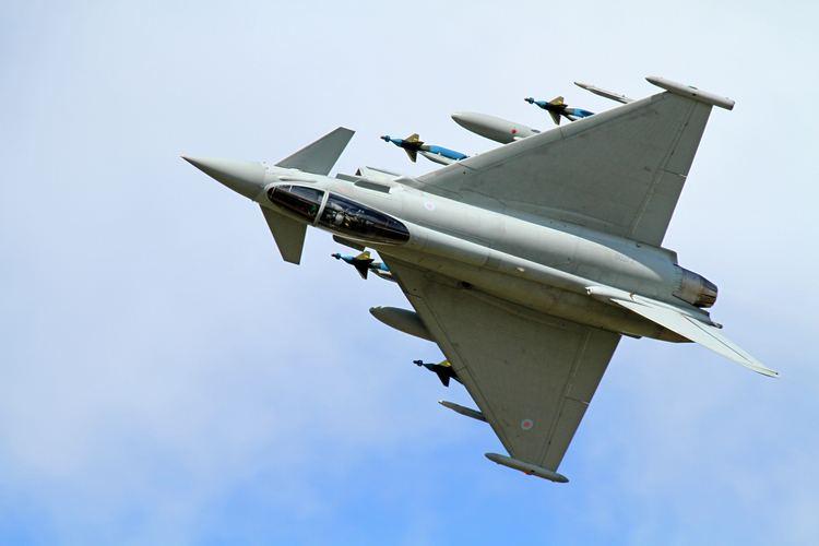 Eurofighter Typhoon Eurofighter Typhoon Flying in the Spirit
