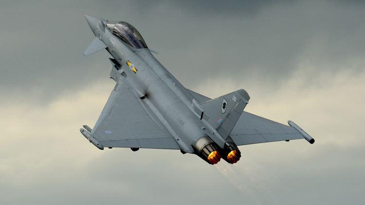 Eurofighter Typhoon Eurofighter Typhoon Demon or Lemon