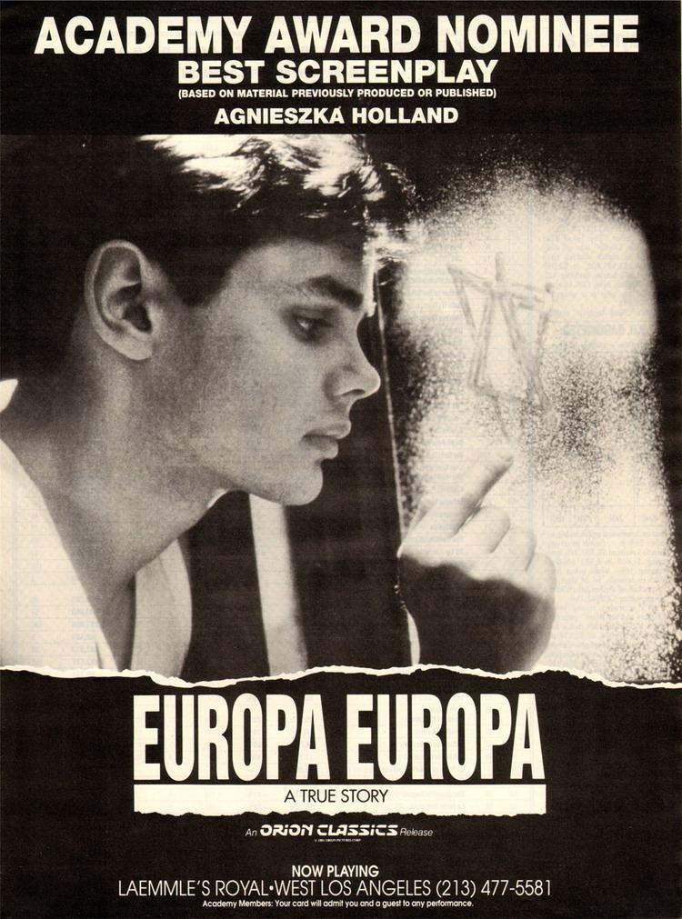 Europa Europa Europa Europa Golden Globes