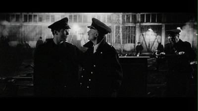 Europa (film) Strangeness on a Train on von Triers ZENTROPAEUROPA Jonathan