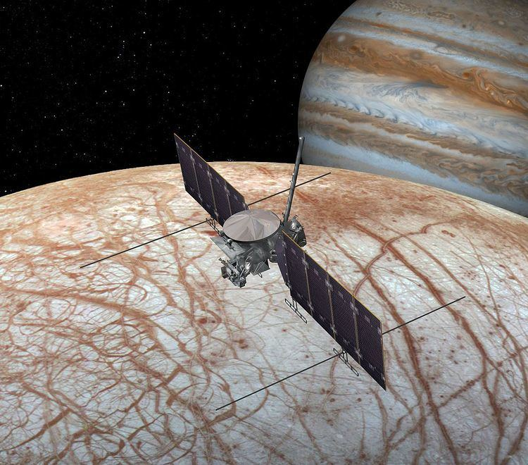 Europa Multiple-Flyby Mission