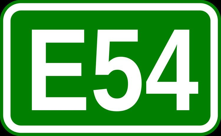 European route E54