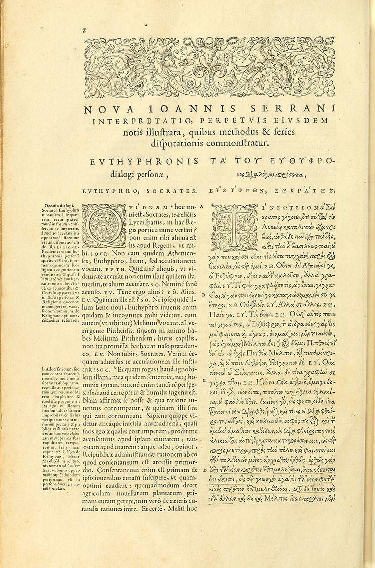 Euthyphro (prophet)