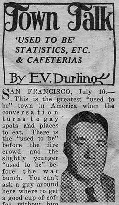 E.V. Durling