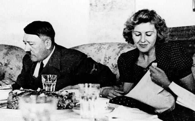 Eva Braun What Hitler39s sex life was really like Telegraph