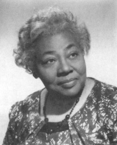 Eva Jessye Jessye Eva 18951992 The Black Past Remembered and