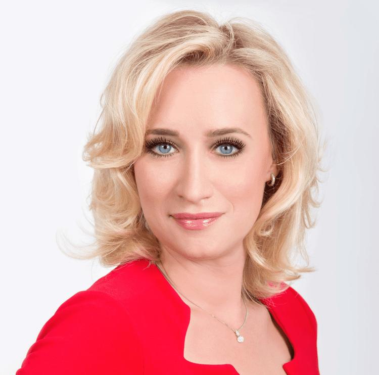 Eva Jinek Eva Jinek presenteert Brandpunt Profiel Televizier