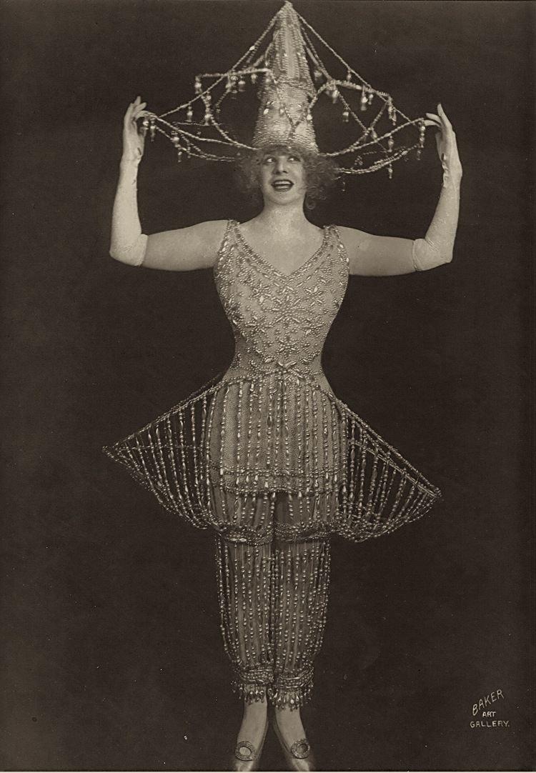 Eva Tanguay Eva Tanguay Broadway Photographs