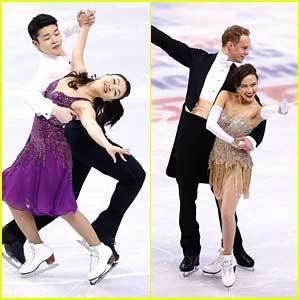 Evan Bates Alex Maia Shibutani Placed 3rd at US Nationals with Madison Chock