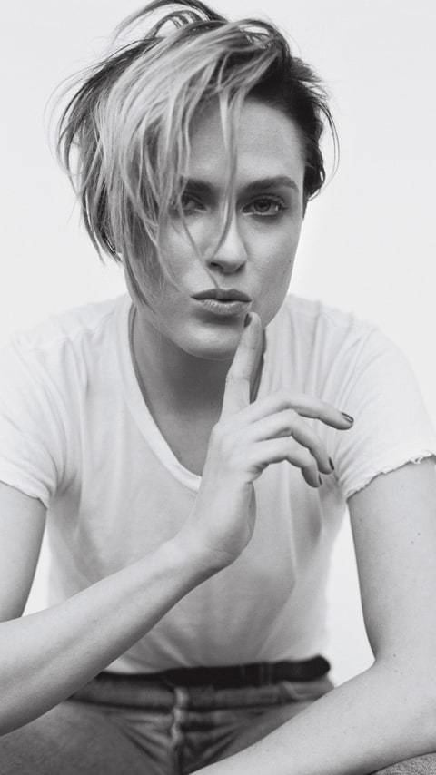 Evan Rachel Wood Evan Rachel Wood Wild Days Personal Demons and Westworld