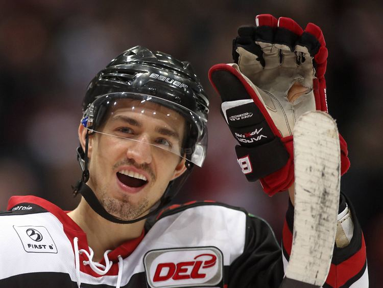 Evan Rankin Klns Rankin lst Vertrag auf Eishockey