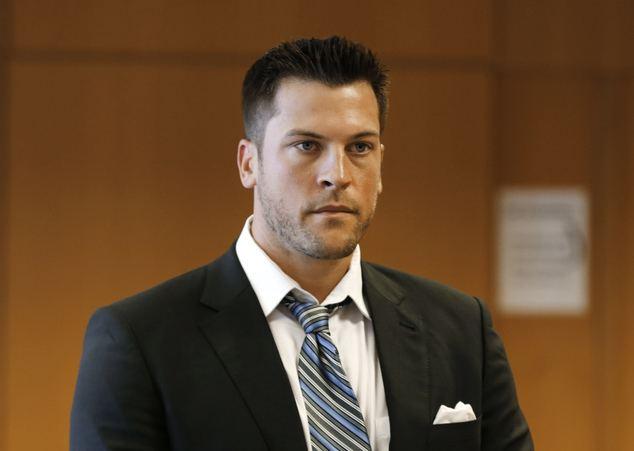Evan Reed Judge drops charge against Evan Reed accused of raping