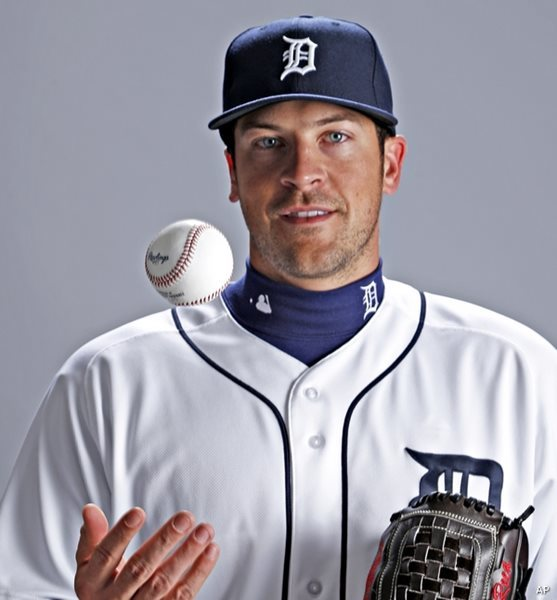 Evan Reed Detroit Tigers Pitcher Evan Reed Accused of Sexual Assault