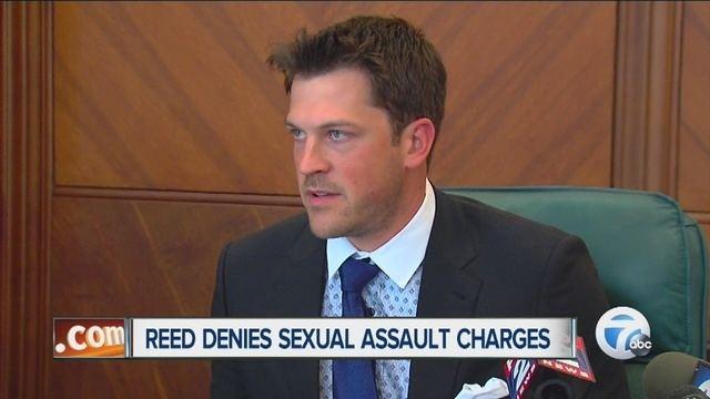 Evan Reed VIDEO Former Tigers pitcher Evan Reed denies quotdevastating