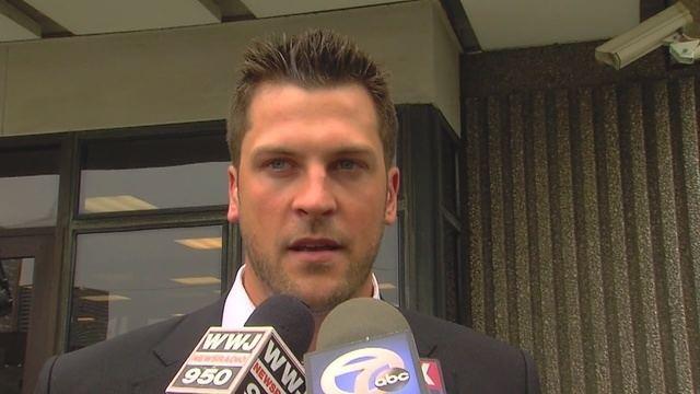 Evan Reed VIDEO Former Detroit Tigers pitcher Evan Reed speaks out