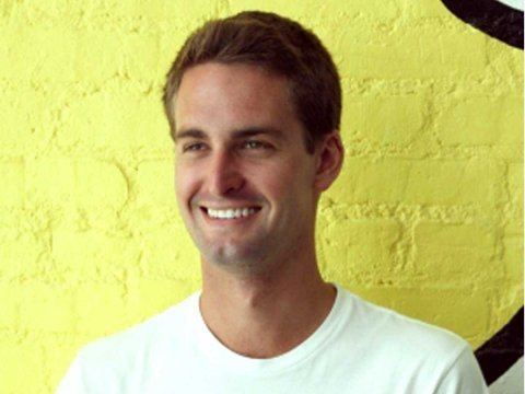 Evan Spiegel Evan Spiegel at Cannes Lions Business Insider