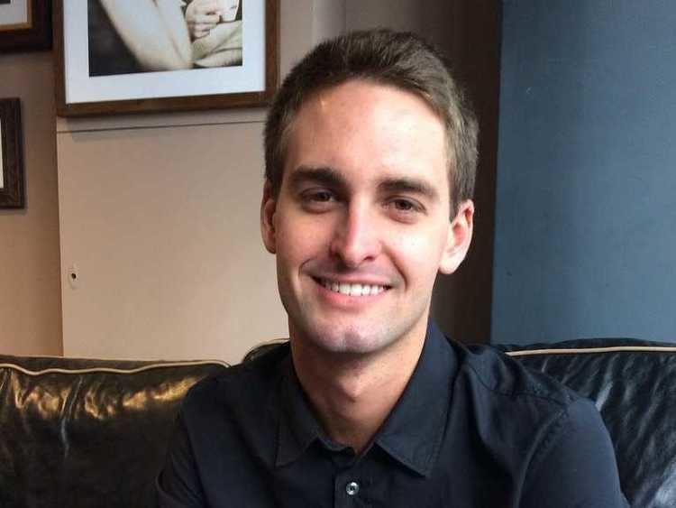 Evan Spiegel Life Of Snapchat CEO Evan Spiegel Business Insider