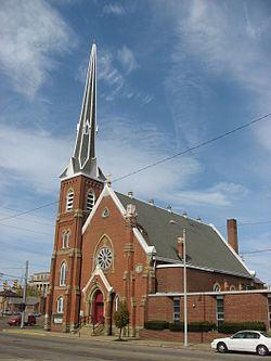 Evangelical Church of Christ (Portsmouth, Ohio) httpsuploadwikimediaorgwikipediacommonsthu