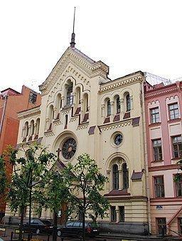 Evangelical Lutheran Church of Saint Katarina httpsuploadwikimediaorgwikipediacommonsthu