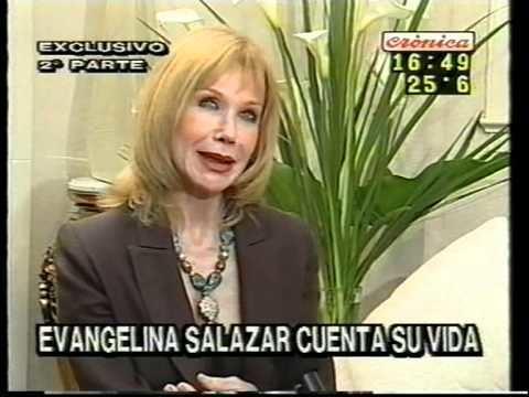 Evangelina Salazar EVANGELINA SALAZAR CUENTA SU VIDA PARTE 1 YouTube