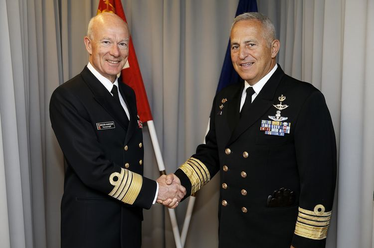 Evangelos Apostolakis HNDGS Chief Official Visit to Norway HELLENIC NATIONAL DEFENCE